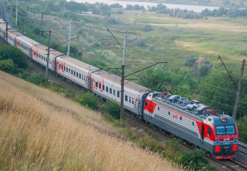 Новый поезд довезет от Тамбова до Москвы за 6 часов 53 минуты
