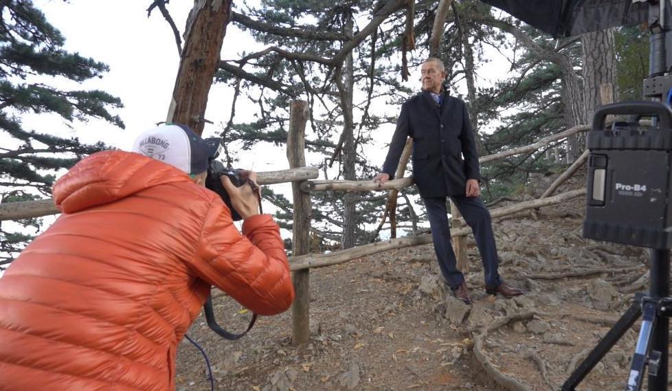 «Герои России, какими их не видел никто» - тамбовчанин Илья Панфилов стал участником фотопроекта