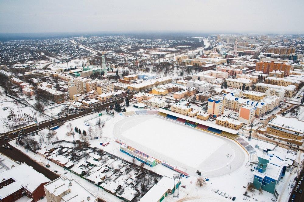 В Тамбове на стадионе «Спартак» будет организовано массовое катание