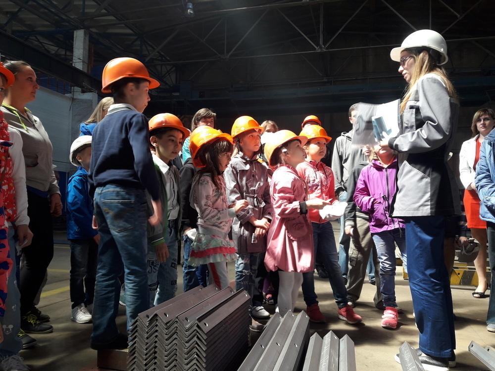 Для школьников откроют турникеты на проходных тамбовских заводов
