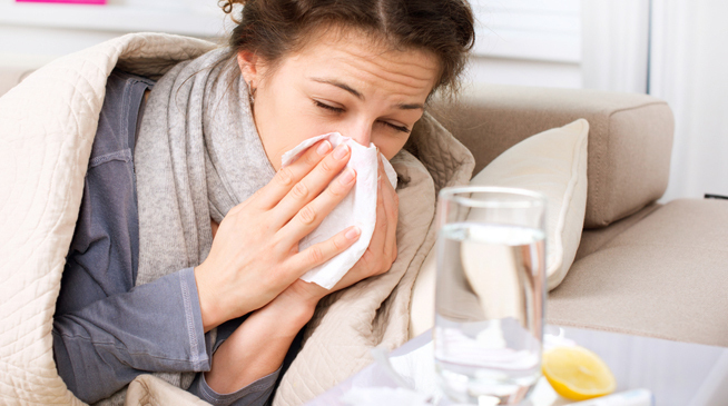H1N1 продолжает наступление на Тамбов