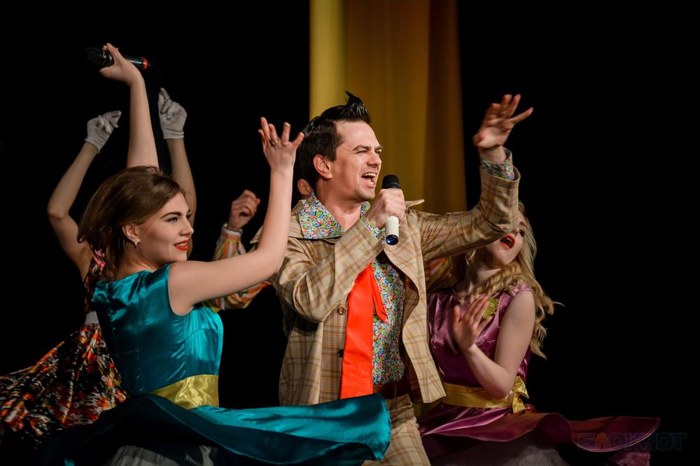 Волшебная сила музыки, весны и романтики царила в зале молодежного театра