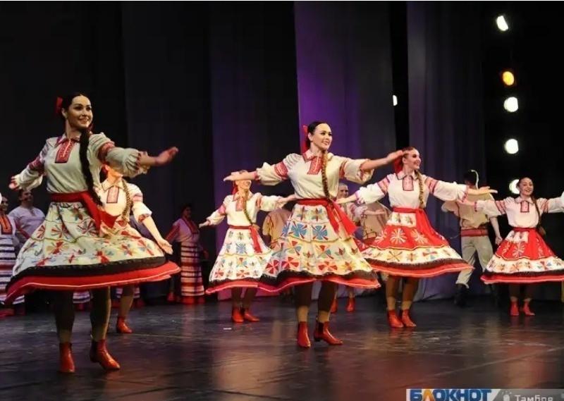 Тамбовщина вновь в числе самых культурно развитых регионов