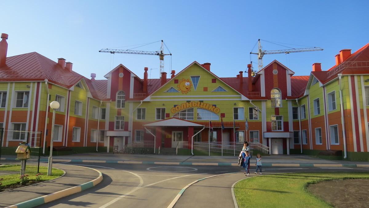 Миллиард рублей выделят на строительство девяти детских садов в регионе