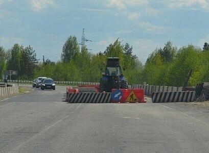 Дорожный рабочий из Тамбова сбит легковушкой на трассе Р-22