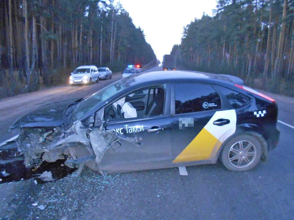 Смертью водителя закончилось столкновение с Яндекс.Такси