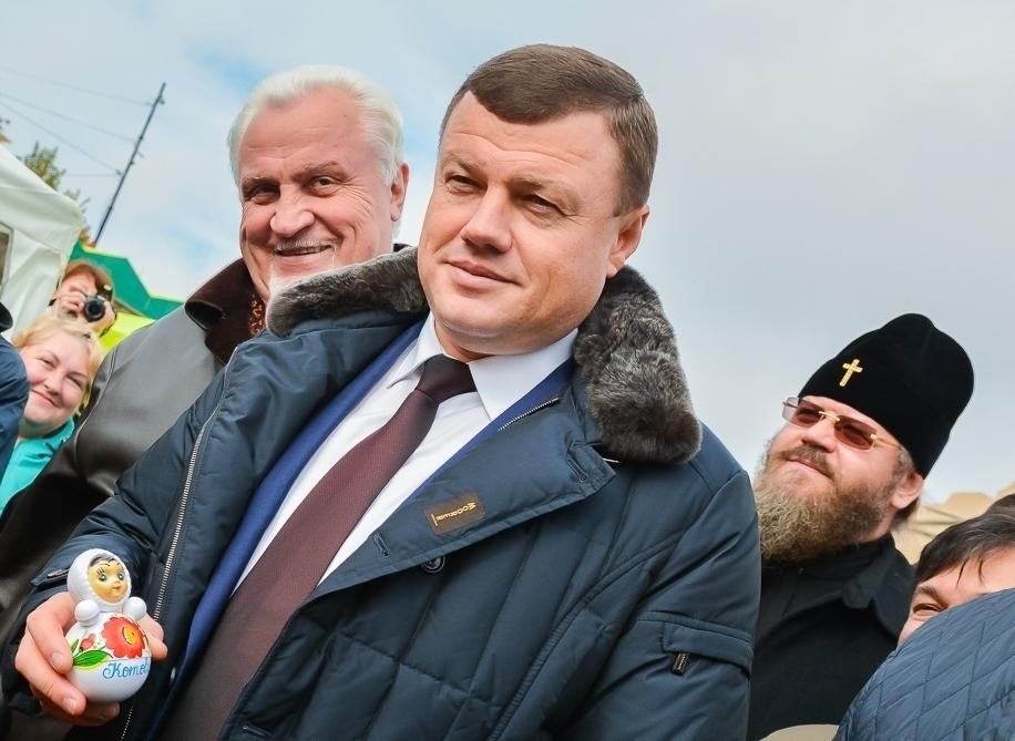 Лучший губернатор работает на Тамбовщине