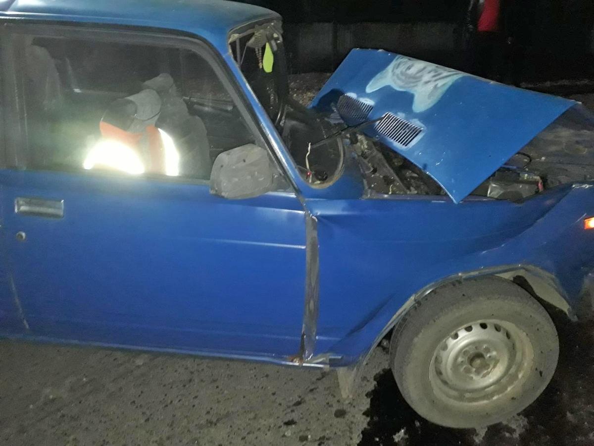Авария в Мичуринске закончилась госпитализацией двух юных девушек