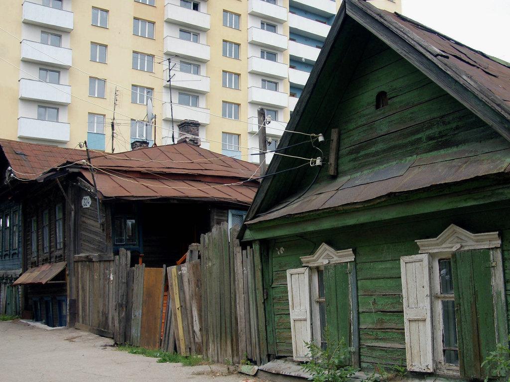 Тамбовская область заняла четвертое место в стране по переселению из аварийного жилья