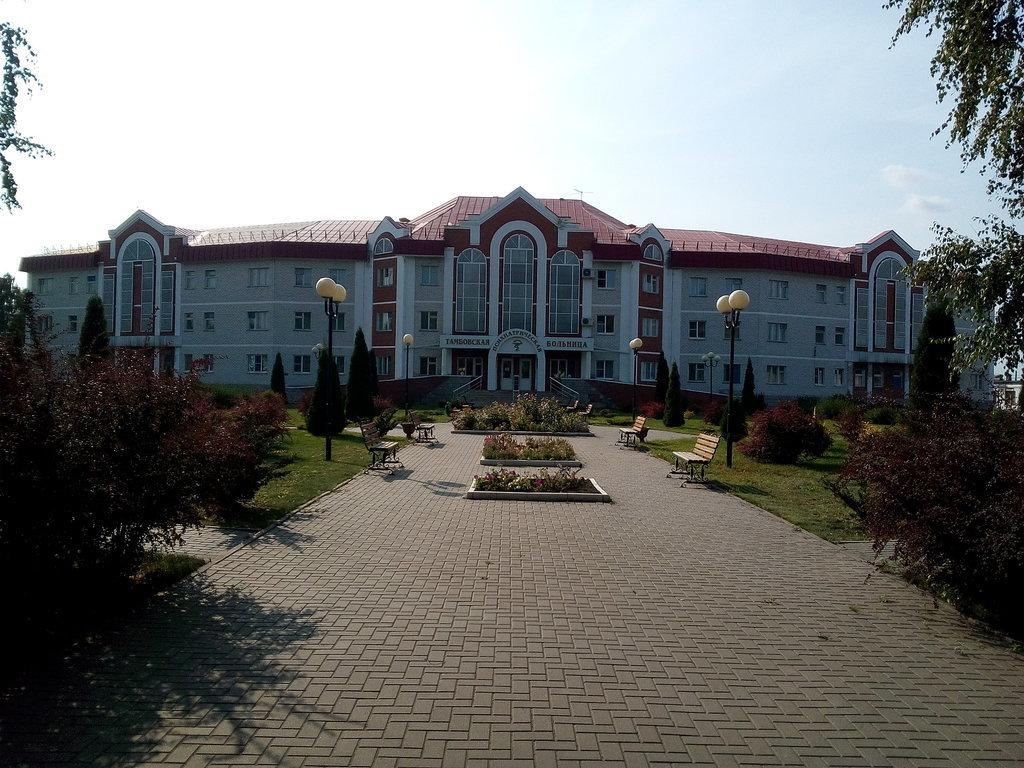 Миллион рублей президентского гранта получит Тамбовская областная психиатрическая клиническая больница