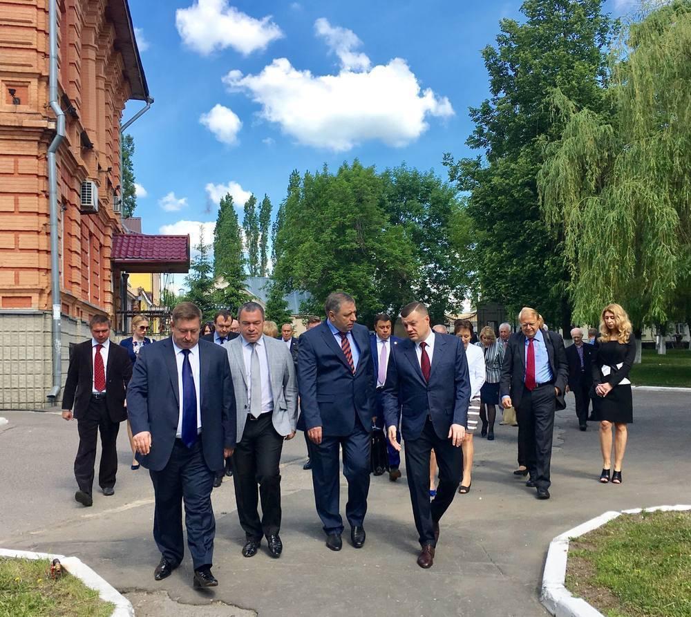 Свет российской науки приехал в Мичуринск на Вернадовскую конференцию