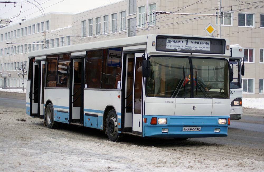 На Красную горку по Тамбову поедут дополнительные автобусы