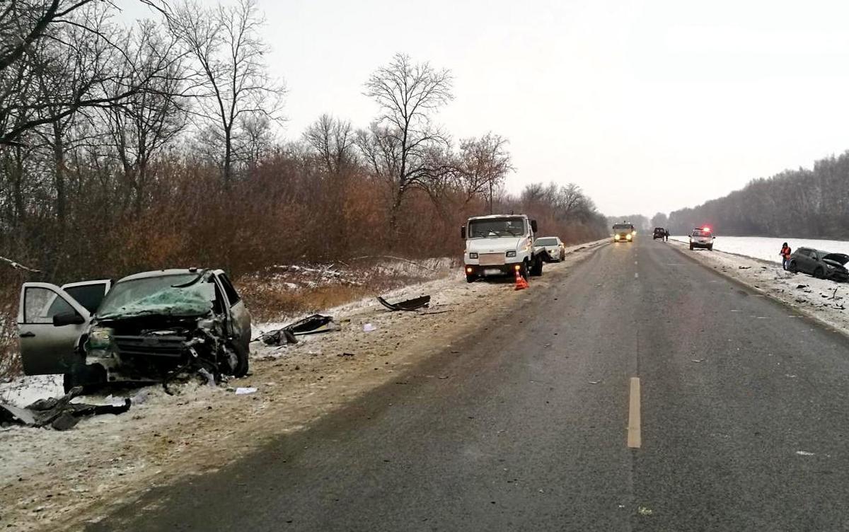 Снова роковая «встречка»: водитель погиб в ДТП в Кирсановском районе