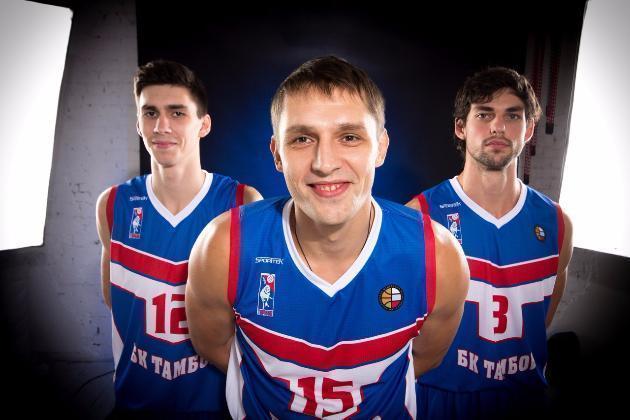 БК «Тамбов»: новый сезон, новые игроки, новая форма, грандиозные планы