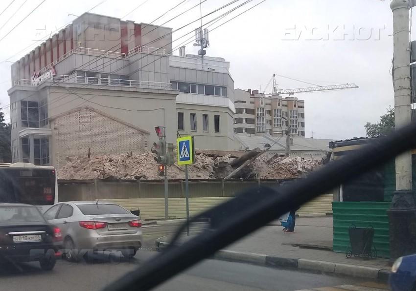 В госохране отказано: судьба «многострадального» дореволюционного дома на Советской, 107, решена