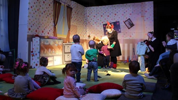 Для самых маленьких: тамбовтеатр готовит проект «Театр на подушках»
