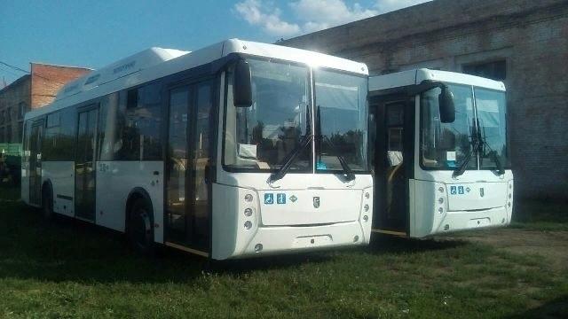 Вслед за повышением тарифов, в Тамбов приедут новые автобусы