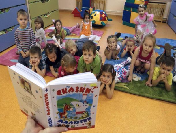 Тепло приходит в детские сады Тамбова