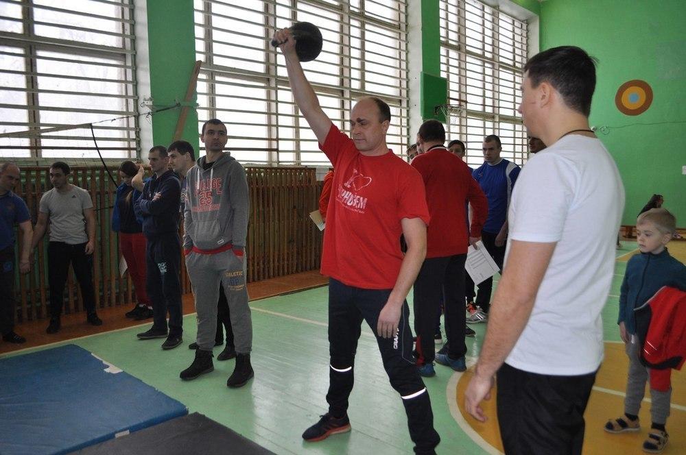 Глава Притамбовья стал вторым на муниципальном фестивале ГТО