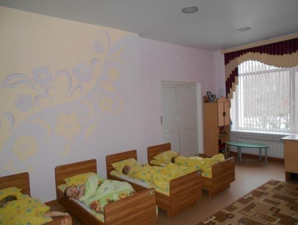 В Тамбове завершён ремонт дома ребёнка на средства президента