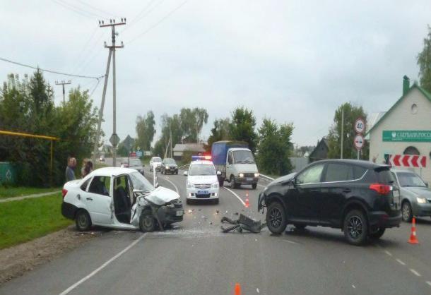 В ДТП на на трассе Тамбов-Шацк оказался виновен водитель иномарки