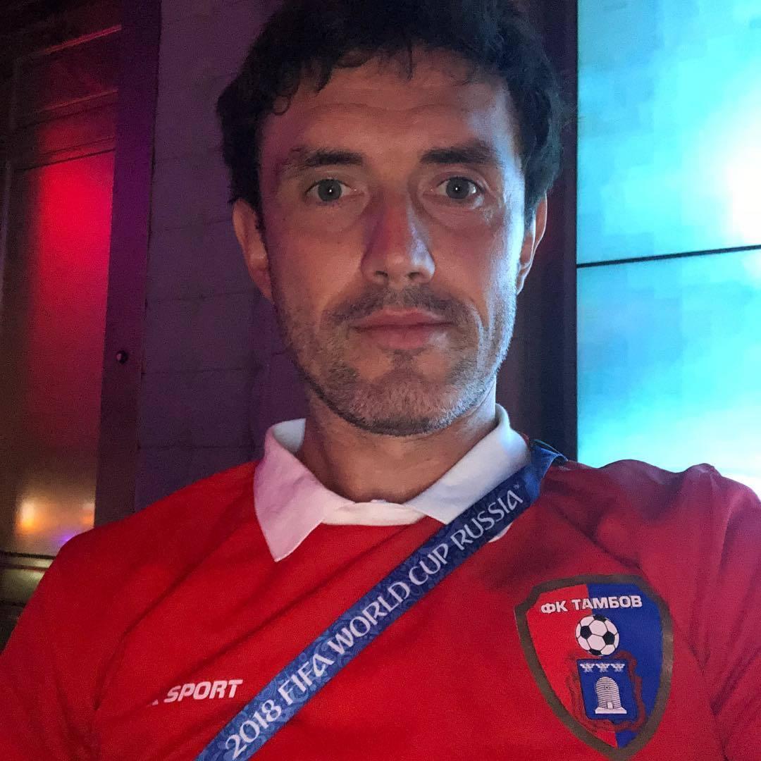 «Звездный» тамбовский футболист поздравил Тамбов с победой