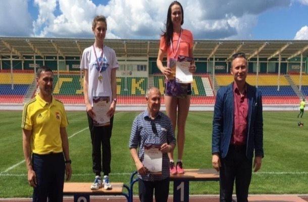 Чемпионкой ЦФО стала тамбовская полиатлонистка