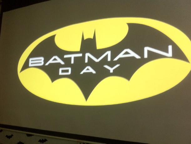 Тамбов отметил День Бэтмена