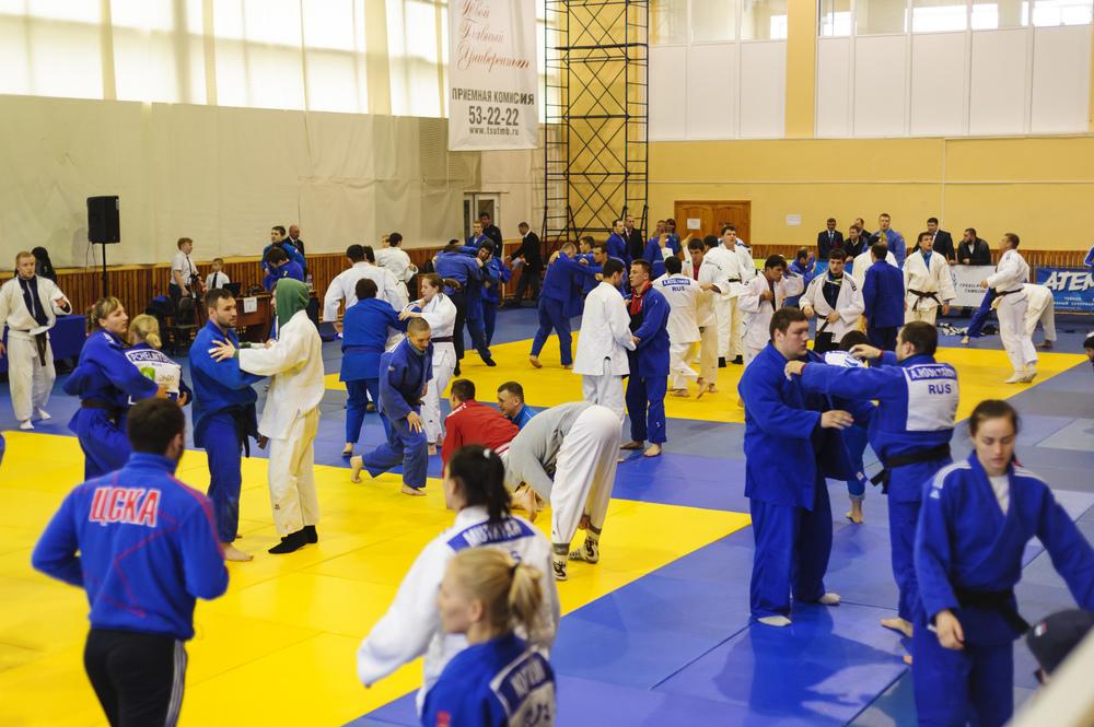 Сильнейшие дзюдоисты страны снова приедут в Тамбов на турнир имени Малина