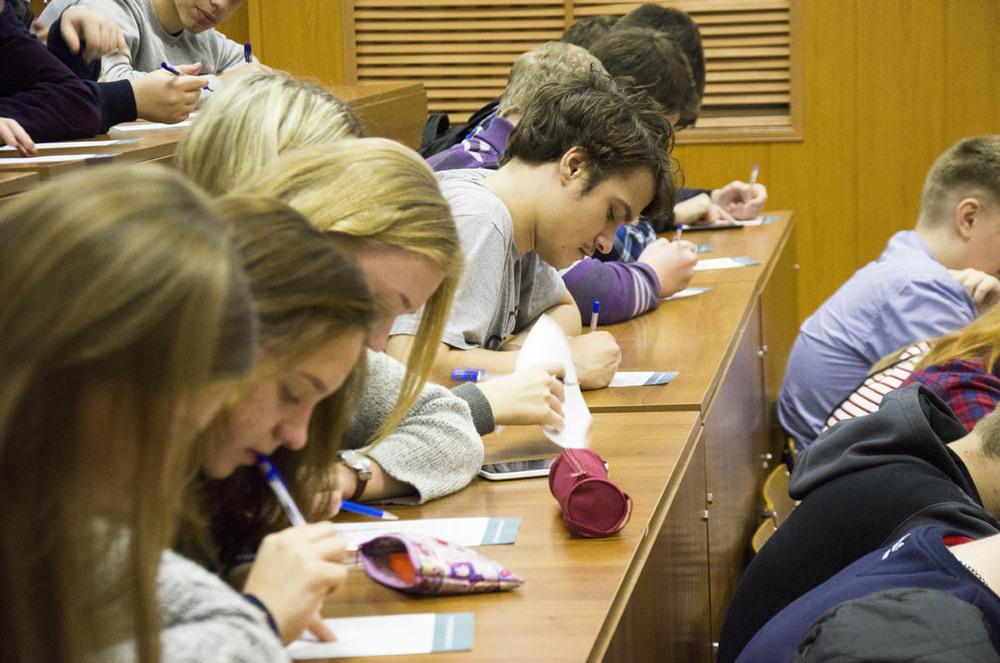 О безопасности в сети и реальной жизни рассказали студентам ТГТУ