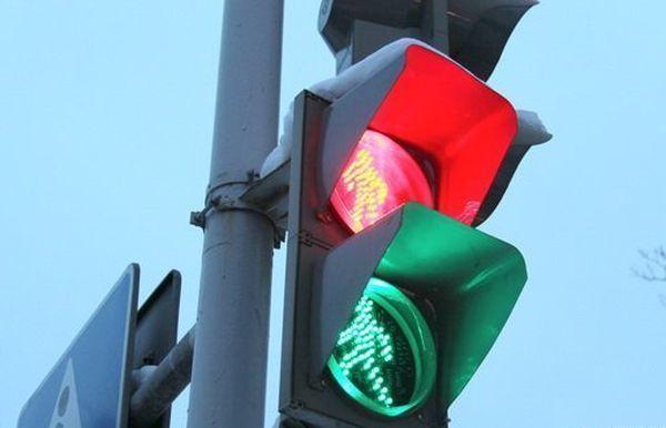 50 миллионов рублей потратят на семь новых тамбовских светофоров