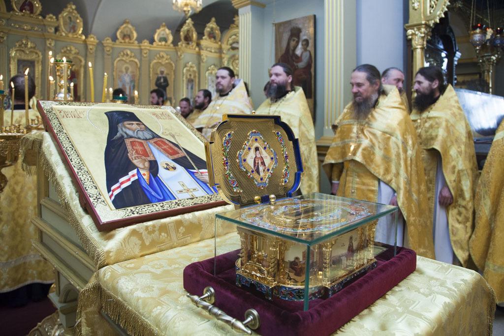 В Тамбов прибыли мощи святителя Луки, служившего в нашем городе 2 года