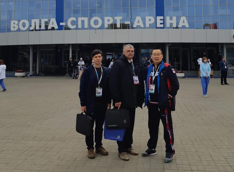 На форум «Россия - спортивная держава» отправилась делегация тамбовчан