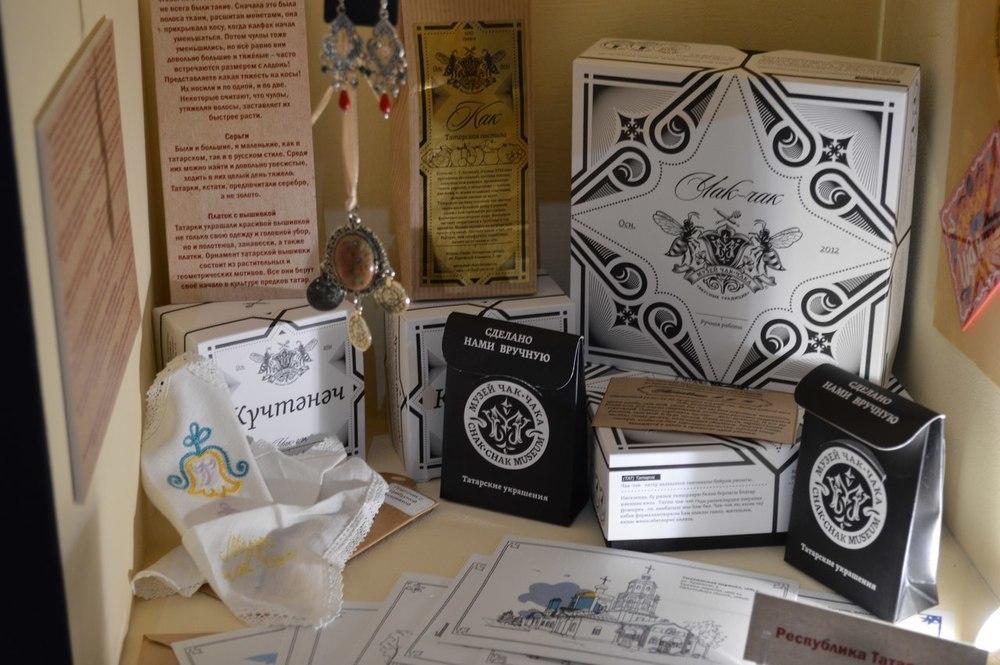 Тамбовчане увидят сувениры разных уголков России, не выезжая за пределы своего региона