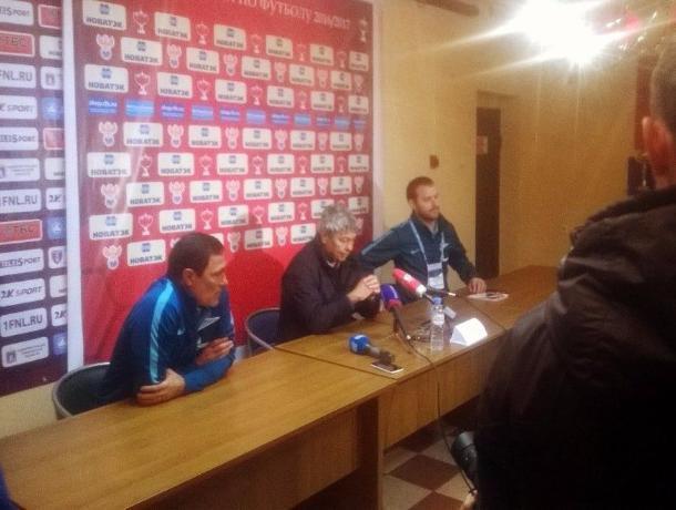 """Мирча Луческу: """"Cамая большая ваша ошибка, что не могут власти привести в порядок поле, чтобы команда могла расти"""""""