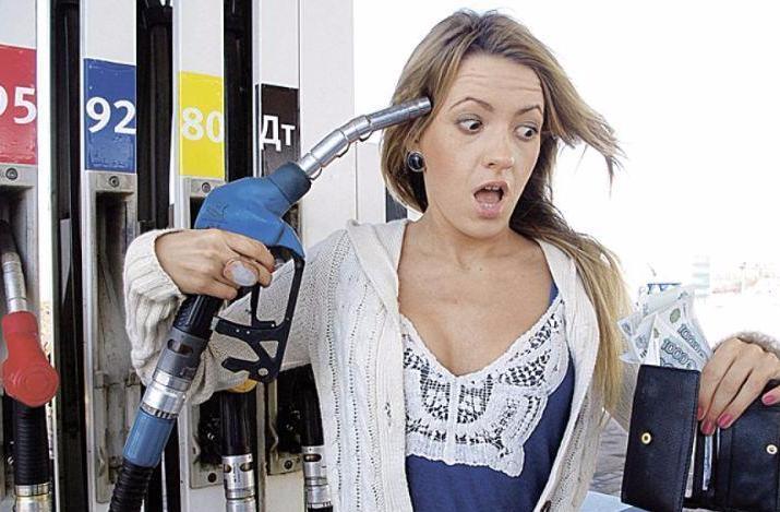 В Тамбове «скакнули» цены на бензин, автомобили, мебель и выросла инфляция