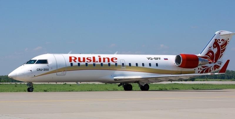 Руслайн снизит цены на авиарейс Тамбов - Москва
