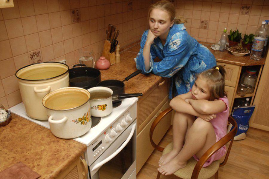 Готовим тазики: 92 дома в Тамбове останутся без горячей воды