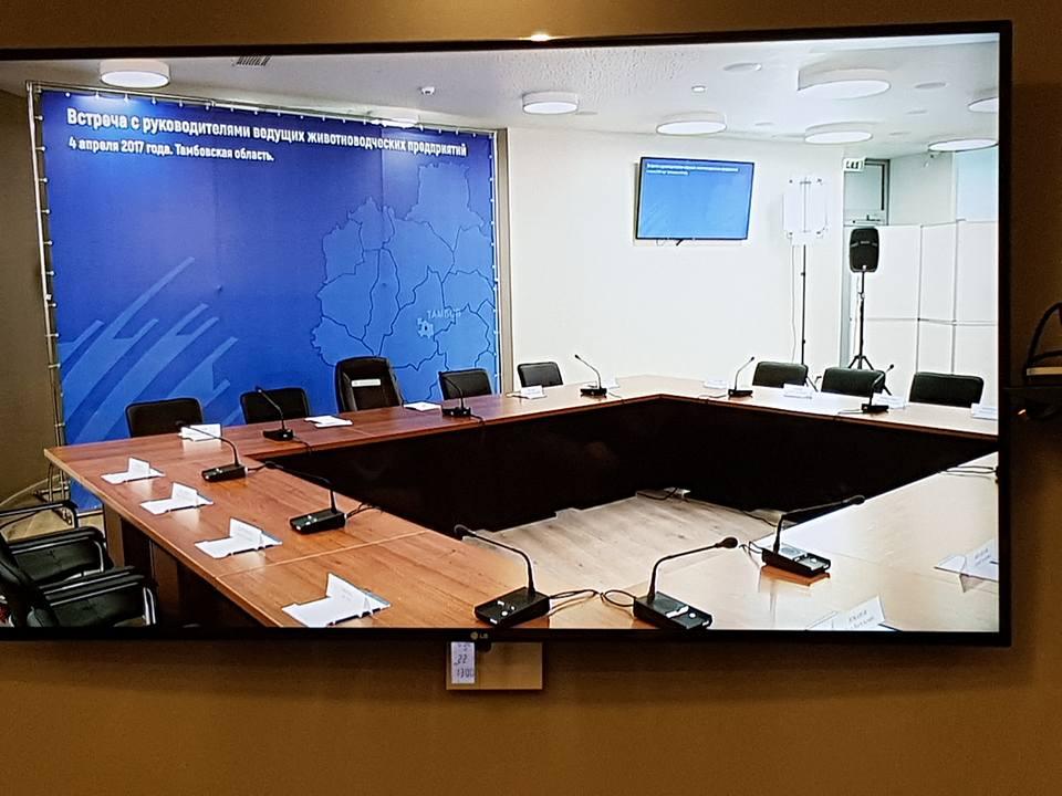 Тамбовскую область срабочим визитом посетит премьер Д. Медведев